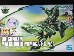 ダブルオーガンダム 松本山雅F.C. Ver.